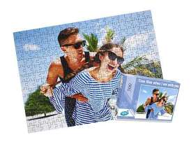 Classic Photo Puzzles