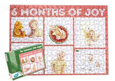 Photo Collage Puzzle 300 pieces