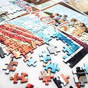 Photo Collage Puzzle 2000 pieces - $ 54.99