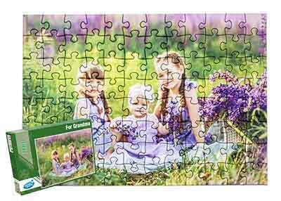 Custom Puzzle 100 pieces