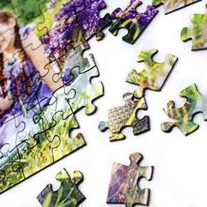 Custom Puzzle 100 pieces - 100 Pieces
