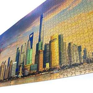 Panoramic Puzzle 2000  - 19 x 52.5 in