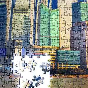 Panoramic Puzzle 2000  - $ 59.99